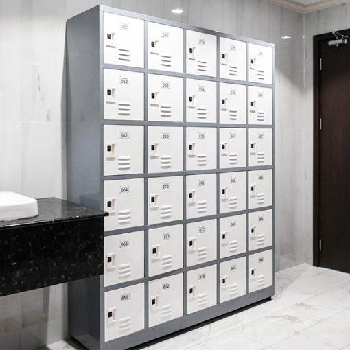 tủ sắt 30 ngăn